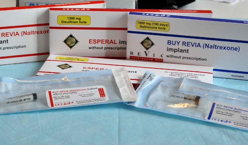 Имплантация препарата Эспераль в Барвихе