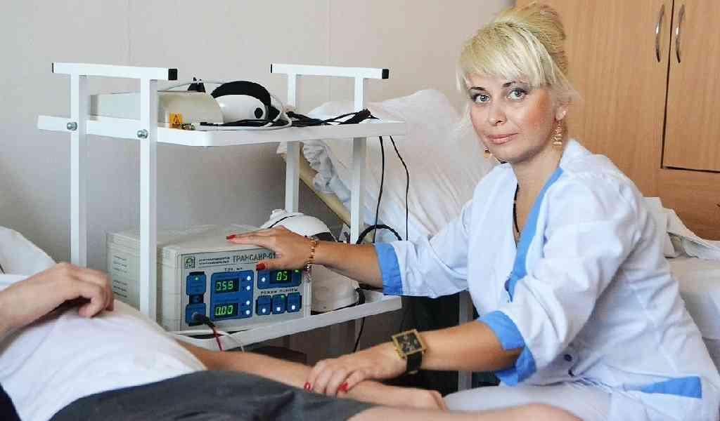 ТЭС-терапия в Барвихе круглосуточно