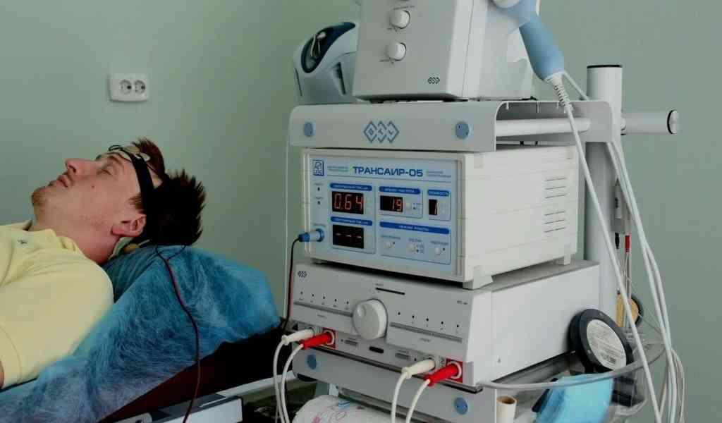 ТЭС-терапия в Барвихе